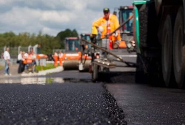 В Симферополе приступают к масштабному ремонту дорог