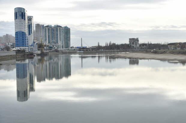 Проблема воды на Кубани: рак на горе свистнул