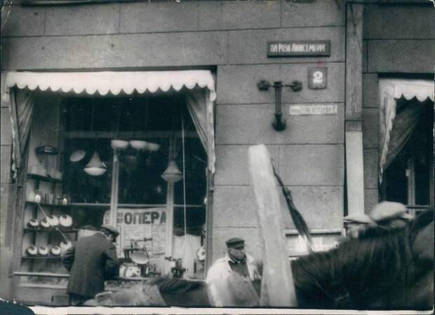 На заре советской власти: редкие архивные кадры 20-х и 30-х годов