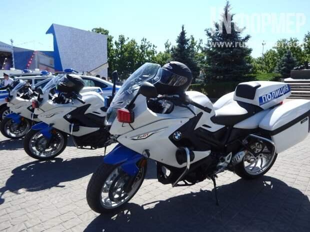 Полицейская выставка в Севастополе!