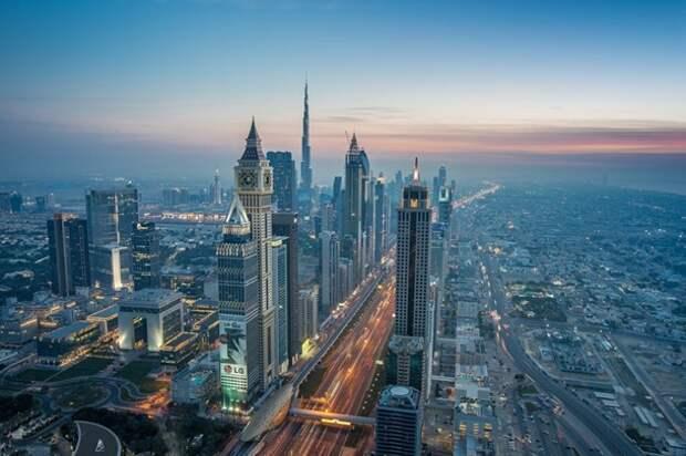 National Geographic: лучшие фото городов