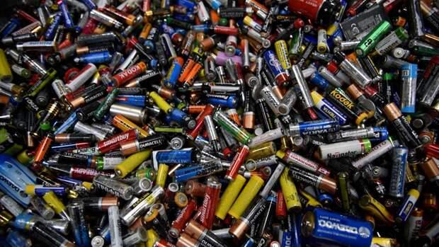 Жители Первомайского района Кирова сдали 478 кг использованных батареек