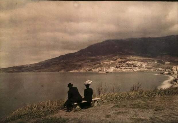 Первые русские цветные фотографии, 1910 г.