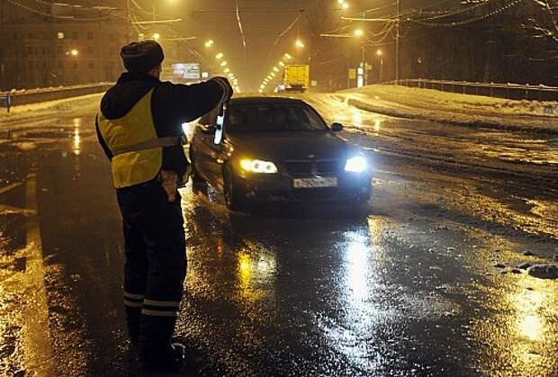 МВД России будет проверять водителей «облегченными» алкотестерами