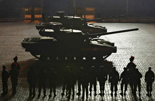 «Армата» – больше не танк