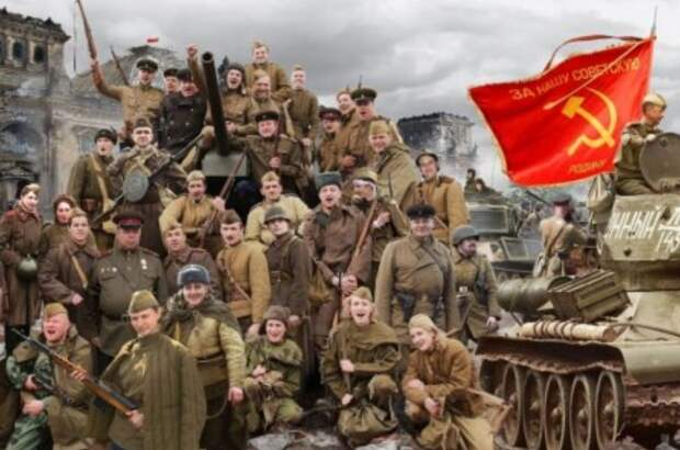 Прибалтика категорически осуждает победу над нацистами! Ну-ну...
