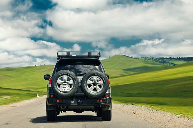 5 идей для путешествия от автомобильных журналистов