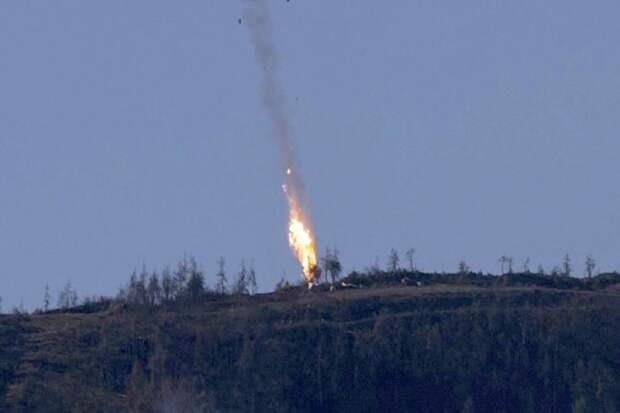 Турция готовила атаку на российский самолет еще в октябре
