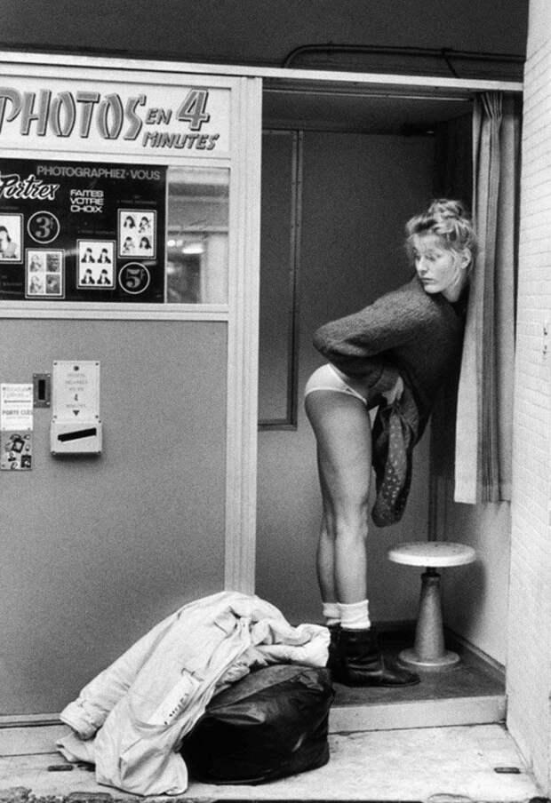 Красивые снимки от французского мастера эротической фотографии