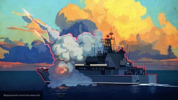 Сработали, как часы: армия России поставила на место британских провокаторов в Черном море