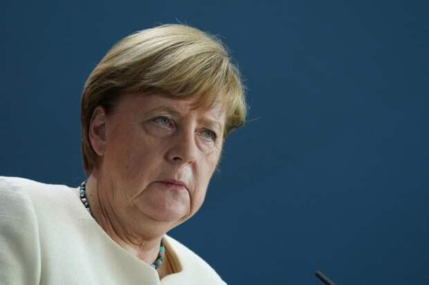 Ангела Меркель объявила орешении Германии достроить «Северный поток— 2»