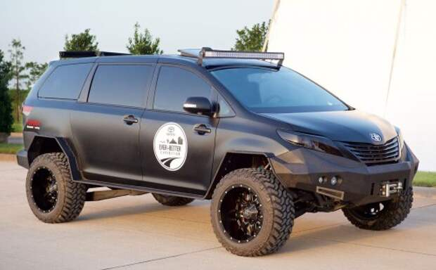 Концепт Toyota Ultimate Utility Vehicle