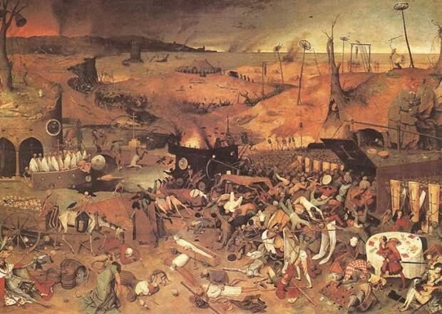 8 самых массовых смертоносных эпидемий в истории человечества