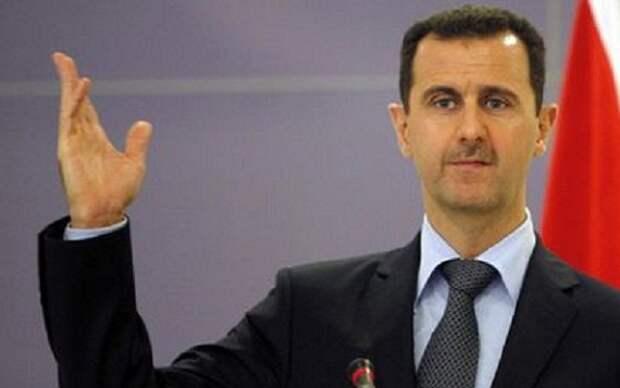 Башар Асад: Соглашение по ядерной программе — это огромная победа Ирана