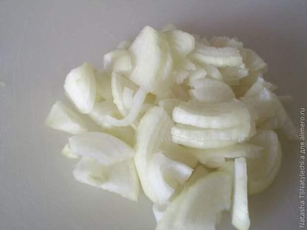 Горбуша, запеченная в сметане - просто и вкусно