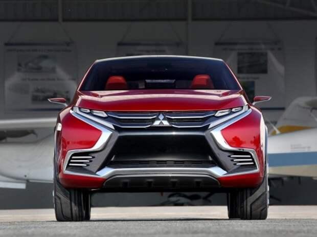 В Mitsubishi показали, каким станет новый кроссовер ASX