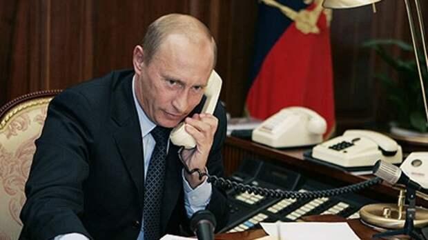 Путин обсудил с премьером Ливана внутриполитическую ситуацию в республике
