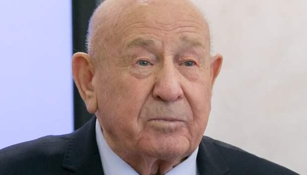 «Роскосмос» выразил соболезнования в связи со смертью космонавта Леонова