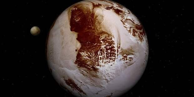 New Horizons прислал первые фото Плутона супервысокого разрешения