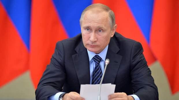 Принят закон, позволяющий Путину вновь участвовать в президентских выборах