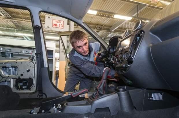 Правительство увеличило размер субсидий автопроизводителям