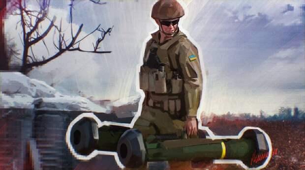 Баранец: конфуз ВСУ с Javelin заставил США прекратить поставки летального оружия Киеву