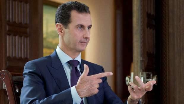 Трамп заявил, что планировал операцию по убийству Асада, но его отговорили