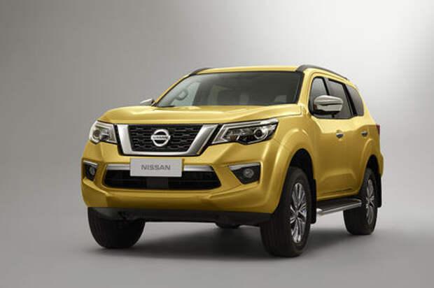 Nissan показал конкурента Mitsubishi Pajero Sport и Toyota Fortuner
