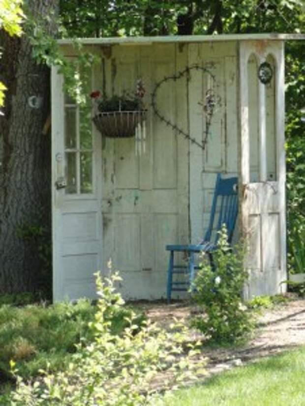 Двери на даче (подборка)