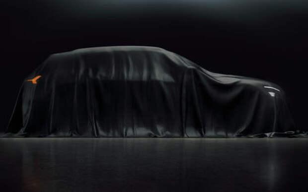 Электрический Audi e-tron: первое изображение