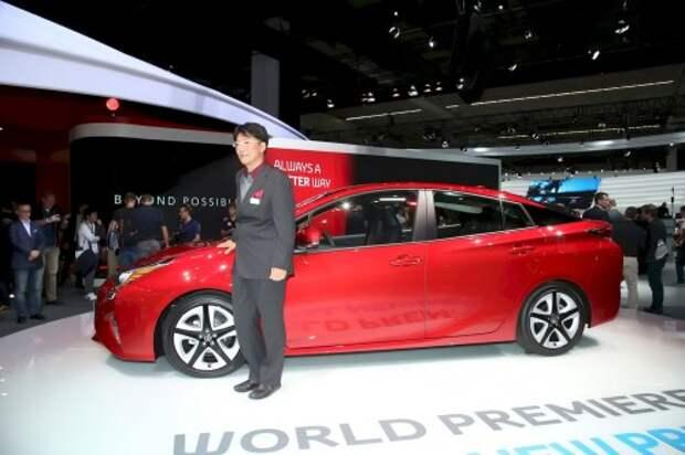 Четвертое поколение Toyota Prius уже с нами
