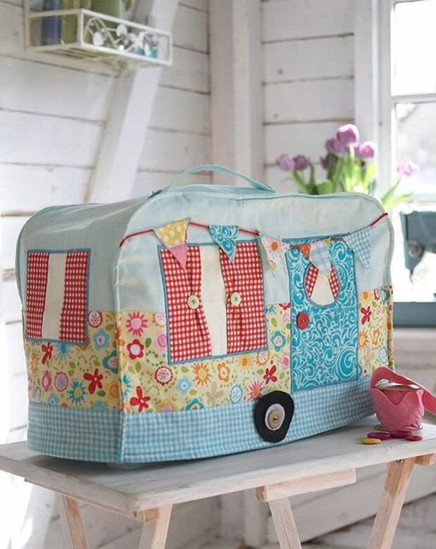 Домики для швейных машин