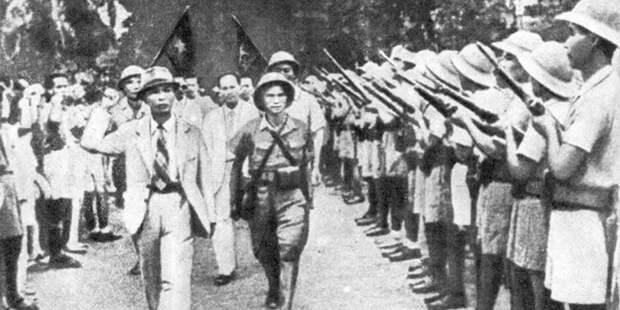 Сергей Алумов.Франция цепляется за Индокитай и своё величие, 1946-1954