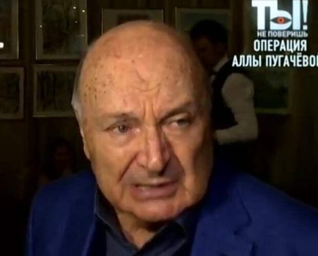 """Жванецкий о здоровье Пугачевой: """"Мы будем молиться потихонечку"""""""
