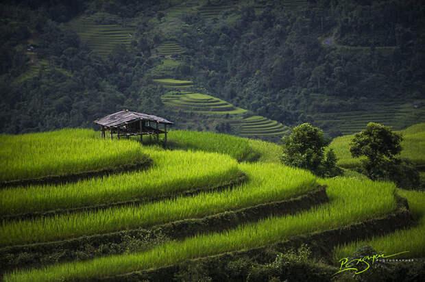 Волнующая красота Вьетнама