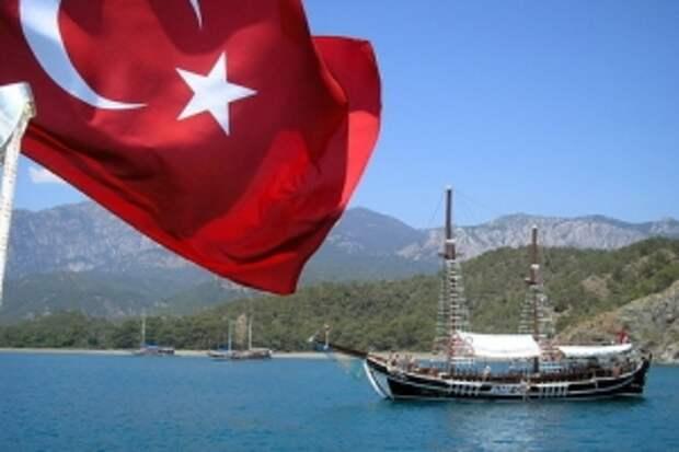 Граждане России смогут ездить в Турцию по внутренним паспортам