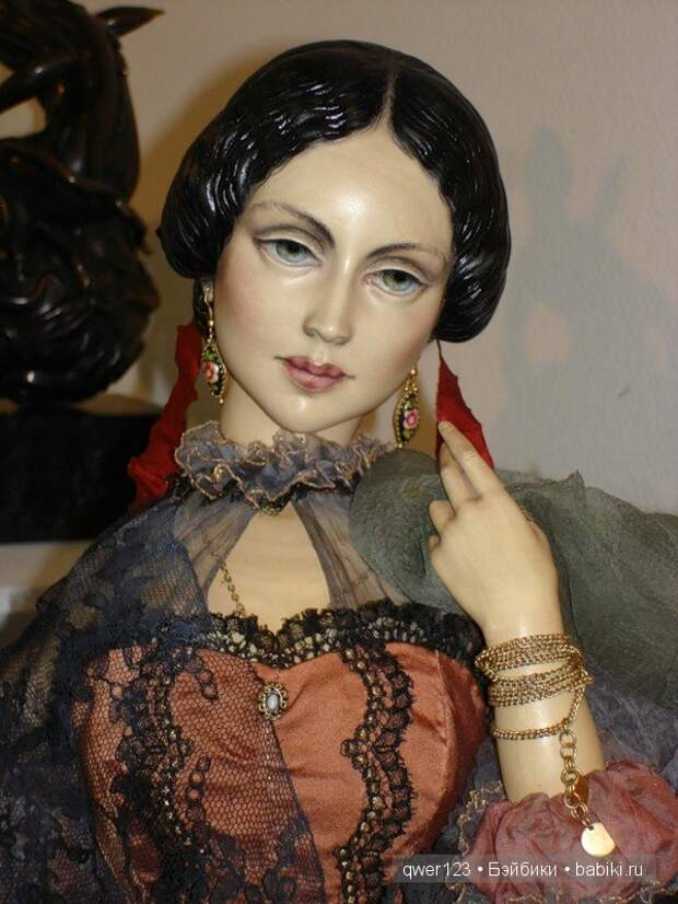 Удивительные куклы из дерева Юлии Сочилиной / Авторская кукла известных дизайнеров / Бэйбики. . Куклы фото. . Одежда для кукол