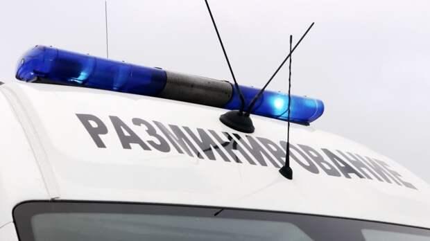 Районный суд в Петербурге эвакуировали после сообщения о минировании