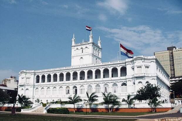Вы знали это про Парагвай?