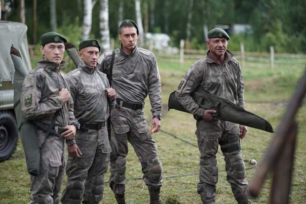 Максим Дрозд возглавил «Заповедный спецназ»