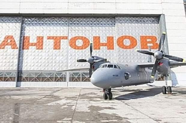 Яценюк нацелился на ГП «Антонов»