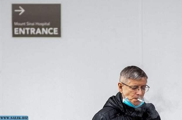 Во Франции пациентов с коронавирусом будут лечить никотином