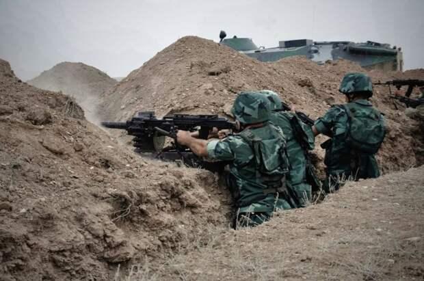 Конфликт Армении и Азербайджана достиг нового равновесия