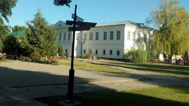 Ростовская епархия хочет вернуть себе здание Старочеркасского музея