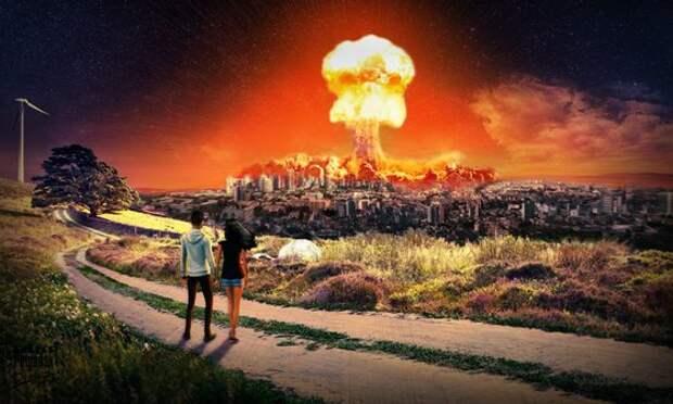 НАТО готовит Европу к российскому ядерному удару
