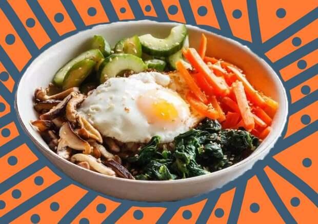5 корейских диет для эффективного снижения веса