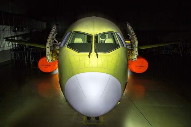 ГСС о планах по созданию удлиненной версии Sukhoi Superjet 100
