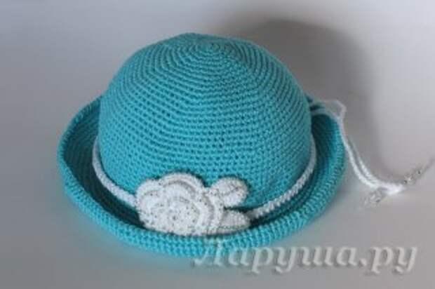 Как связать волшебную шляпку