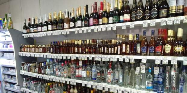 Крепкий алкоголь уйдет из магазинов?