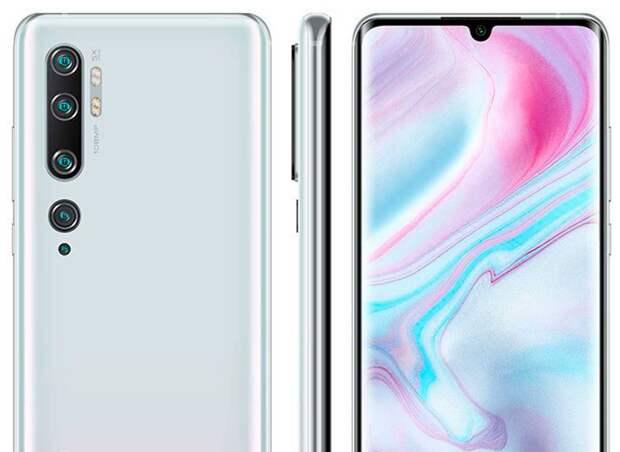 Xiaomi Mi Note 10 - достойный флагман!